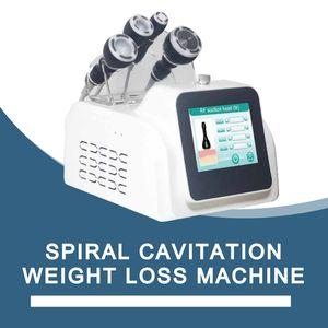 Ultrasound Cavitation Machine Ultrasonic Slimming Cavi Lipo Body Contouring Device Fat Burning Removal Vacuum RF 80K Cavitation Machine
