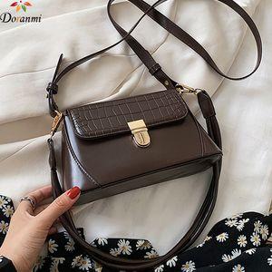 Сумки сумки на плечо 2020 женская доранми сумочка BG753 French Style Classic Crossbody женская сумка Messenger разработана DDJOF