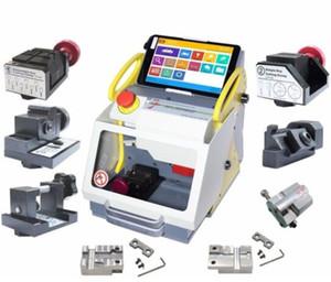2019 Original SEC E9 Volle Klammern CNC Automatische Schlüsselfräsmaschine Für Autoschlüssel Hausschlüssel Besser Als Slica I80 Key Machine