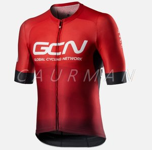 New GCN 2020 PRO Men short sleeve cycling jerseys NW Tops Shirt Summer Bike Clothing shirts MTB blue Bicycle Wear Sport wear