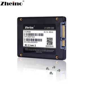 Внутренние твердотельные накопители Zheino 2.5 \»SATAIII SSD 60 120 128 240 256 480GB 512GB 1TB Внутренний твердотельный жесткий диск