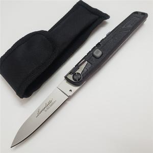 Meilleur prix! Parrain italien Mafia Stiletto horizontal simple action Couteau automatique tactique de chasse Camping survie Couteaux Outils EDC