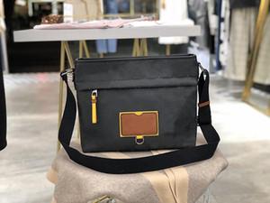 2020New 44 ajuste negro y marrón es opcional para el cartero Bag520 elegante tamaño envoltura transversal diagonal 30 x 25 x 12 cm
