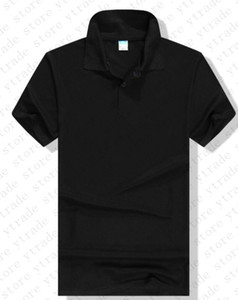 Men Quick Dry t shirts Polo Solid Clothing Gyms t-shirt Mens Fitness Tight t-shirt Outdoor T shirts top Blank 0018
