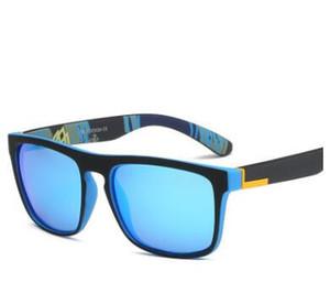 10 cores qs óculos de sol para homens mulheres clássico óculos de sol homens de condução esporte moda masculina eyewear designer oculos uv400 731