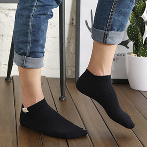 Spring and Summer Designer Mens Socks with Solid Color Fashion Luxury Mens Socks Breathable Casual Brand Short Sock for Men Wholesales