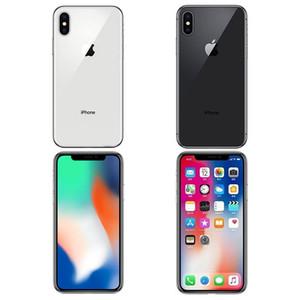 Original Apple iPhone X Face ID 64GB 256GB ROM 3GB RAM 12MP Hexa Core iOS A11 5.8 inch Dual Back Camera 4G LTE Unlock iphone x