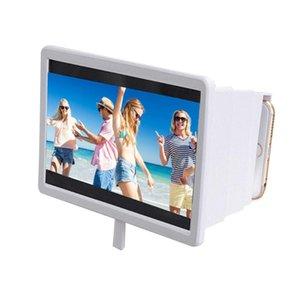 3D-лупа выдвижной экран мобильного телефона HD-лупа универсальная @LS