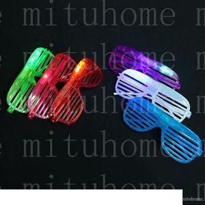 Свет LED затворные очки Star Heart Shaped Bright Light Party очки Club Bar Performance Glow Party DJ Танец очки