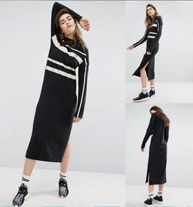 Frauen-Minikleid Addias Print Short Sleeve Crew Neck kurze Rock-Marken-T-Shirt-Kleid-Arbeits Clubs Party Wear Neue