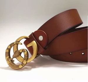 2018 cinto de design homens e mulheres moda cintos de couro genuíno cinto de luxo marca cintura cintos de ouro prata fivela preta