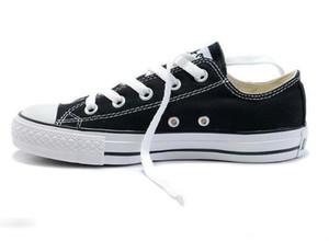 Hot sell top men women low canvas shoes skateboard dress shoes