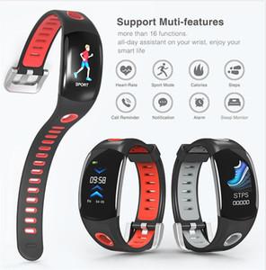 DM11 Bracelets intelligents colorés interface utilisateur 3D Smart bande Moniteur de fréquence cardiaque IP68 étanche intelligent Wristband Podomètre Fitness Tracker