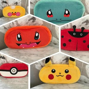 1pcs Pencil Case Stuffed Plush Plants Plush Toys Hats Plush Stuffed Toys Doll Soft Toy Gifts Kids