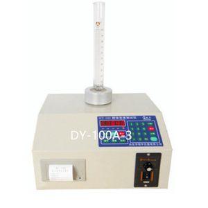 DY - 100A 전문 공급 업체 직접 판매 태핑 벌크 밀도 분석기, 분말에 대한 탭 밀도 테스터 최고의 품질 무료 배송