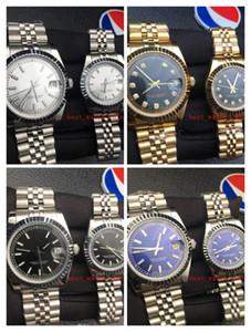 31 36 40mm montre 116633 126334 m126333 mouvement automatique cadeaux inoxydable coupls femmes hommes Montres-bracelets