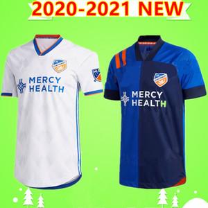 2020 2021 MLS FC CINCINNATI SOCCER JERSEYS home away camisetas de fútbol 20 21 WATSON GARZA ADIS Medunjanin A.CRUZ shirts
