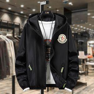 B01. 7 renk ho kat Dış Giyim İlkbahar Sonbahar yeni tasarımcı kadın rüzgar geçirmez spor ceket çalışan spor uzun kollu fermuar ceket palto