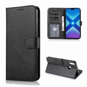 Luxe Case Pour Huawei Honor 8C 8X Wallet magnétique protecteur pour Honor 8 C X Phone Case Bag Honor 8X Leather Flip Book Cover
