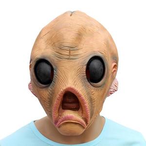 Полезная безопасная мода практичная прочная нетоксичная маска для вечеринок ужасы Маска латекс