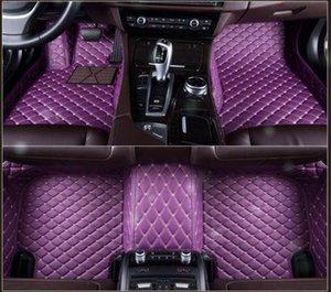 Подходит для автомобильных ковриков Jeep Patriots 2009 ~ 2015 нетоксичных и безвкусных. Роскошный автомобильный коврик для легкой очистки