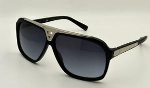 Wholesale-hot men designer sunglasses millionaire evidence sunglasses retro vintage shiny gold summer style laser logo Z0350W top quality