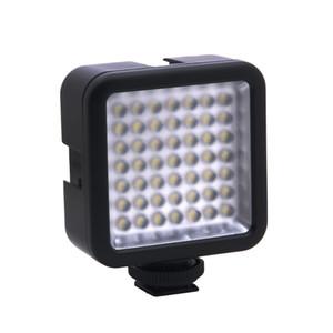 GOPRO DJI 삼투압 포켓 니콘 소니 DSLR 카메라 스마트 폰용 카메라 미니 LED 비디오 라이트 사진 라이트에 LED 포켓 램프 플래시