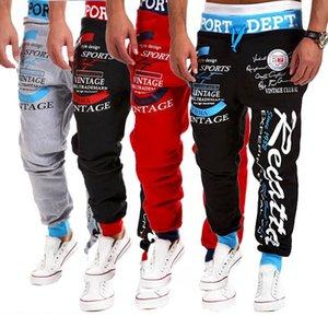Nuevos Pantalones para correr Pantalones sueltos para hombres Pantalones deportivos Pantalones deportivos para correr Pantalones deportivos para correr Pantalones deportivos Pantalones deportivos de entrenamiento