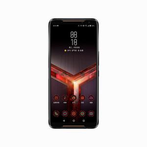 "Original ASUS ROG 2 4G LTE telefone celular jogo 12GB RAM de 1 TB ROM Snapdragon 855 Além disso Octa Núcleo Android 6,59"" Phone 48MP NFC Fingerprint ID Mobile"