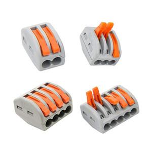 Compact Wire Connectors, PCT-212/213/214/215 Lever-Nut Sortimentpackung, Sortiment Leiter, Klemmenblock Draht schiebt Kabel-Stecker