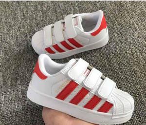 Chaussures de planche à roulettes bébés filles Chaussures de sport tout-aller Superstar Enfants Baskets Enfants Garçons stan Sneakers gazelle Sapatos chaussures de course