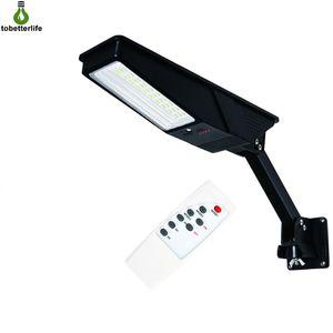 Yeni 24LED Güneş Duvar Işık Su Geçirmez Güneş Panelleri Güç PIR Hareket Sensörü Açık Sokak Yolu için LED Bahçe Işık