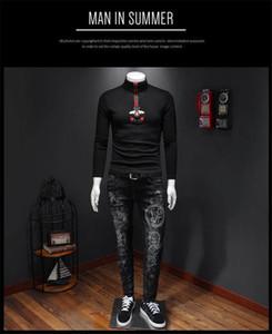 2020 Designer Mens Shirts Hoodies for Men Sweatshirt Long-Sleeved Mens Pullovers Streewear Clothes Hot