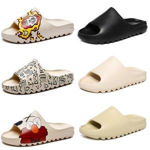 Sandals Mulheres de 2020 Verão New cristal Sandals Fada Plano Com transparente Fundo Plano # 523