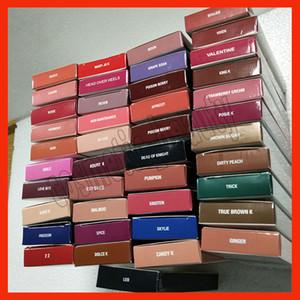 LIP KIT DE Lipkit Liquid Barra de labios mate labio liner maquillaje brillo de labios lápiz de labios 41 colores maquillaje DHL libre