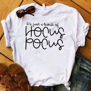 Mujer Camiseta Hembra ropa camiseta para mujer de las mujeres T Pero Primera especia de la calabaza de Halloween tarde Gráfico de Acción de Gracias tapa te