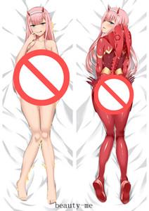 DARLING nelle FRANXX anime personaggi sexy ragazza zero due copertura del cuscino 02 Dakimakura corpo federa