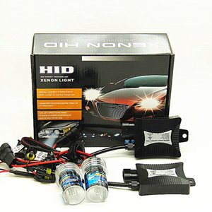 20 kits H4 Xenon H7 H1 H11 Silm Digital Ballast for Car Headlight Bulb H3 H8 HB3 HB4 881 HID Xenon Kit 4300K 6000K 8000K