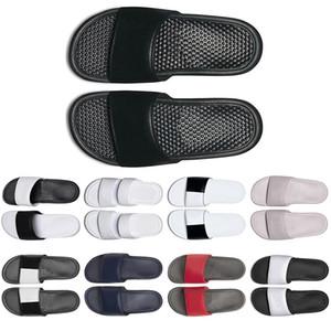 Nike Heißer Verkauf Designer Pantoffel loafer Männer Frauen schieben Luxus-Mode lässig Sandale Hausschuhe Loafer Dias Mokassins Sandalen Trainerturnschuhe