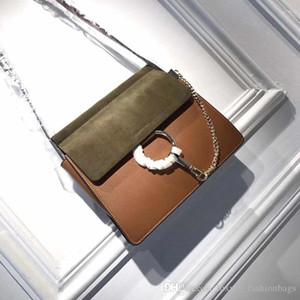 Designer mode Faya sacs en bandoulière classique femmes chaîne cuir véritable luxe sacs à main sac à bandoulière célèbre bourse concepteur femal de haute qualité
