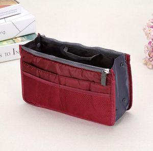 Sacchetto di corsa per il sacchetto inserti Nylone ha creato Borsa Organizzatore per Designer Purses multifunzionale Parti per borse