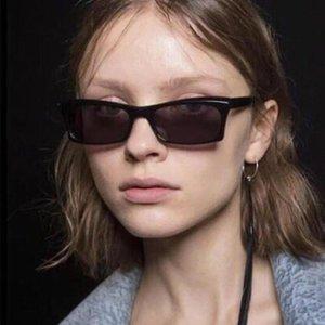 Lunettes de soleil Hommes 2021 Mode rétro Vintage Unisexe Rapper lunettes lunettes lunettes UV Protection A8