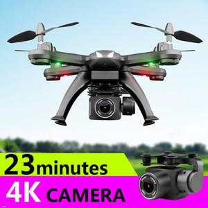 X6S HOT vehículo aéreo con aviones no tripulados resistentes a 2 millones / 5 millones / 4K profesionales de control remoto juguetes aviones adultos HD 480P 720P 1080P 4K