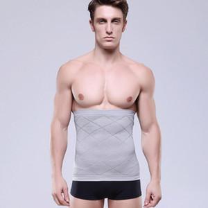 Nuovi Uomini che dimagriscono Butt Lifter Body Shaper Cintura Vita Cinchers Addestratore della vita Tummy Slim Belly Control Girdle Inner Muscle Belt
