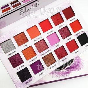 Палитры макияжа Тени для век Eyeshadow Seduce сделать 18 Beauty Eye Shadow цвета Up Shimmer Матовый Me Косметика Бесплатная доставка DHL Xguvv