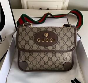 Les nouveaux hommes de Neo Vintage sac de messager de luxe de sac Mode pour hommes Messenger Bag Top qualité