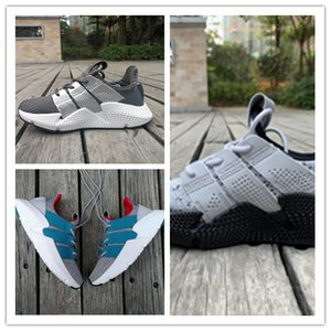 2019 NUOVO ARRIVA alta qualità Prophere Climacool EQT 4s quattro generazioni goffo sport scarpe scarpe scarpe casual nere Sneake in corso