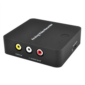 272 VHS a digital dispositivo conversor de Av grabadora de vídeo Para Hi8 vídeo DVD DVR videocámara de cinta archivo de medios analógicos digitalizador