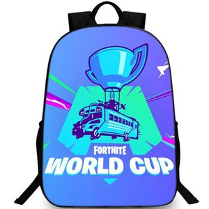sacchetto di scuola buona stampa disegno zaino Sport Outdoor giorno pacchetto Coppa zaino Win gioco zainetto World Challenge zainetto