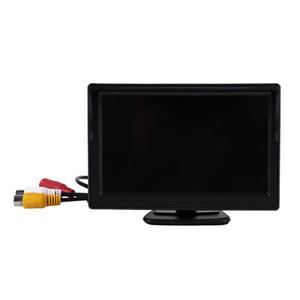 "New 5"" 800*480 TFT LCD HD Screen Monitor for Car Rear Rearview Backup Camera"